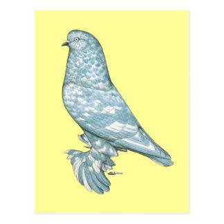 West of England Tumbler:  Lavender Mottle Postcard