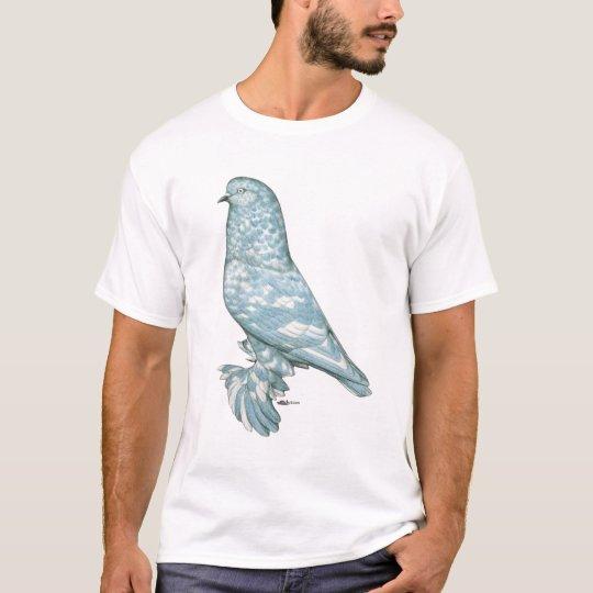 West of England Tumbler:  Lavender Mottle T-Shirt