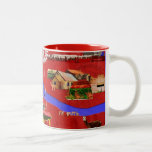 West of the Great Dividing Range coffee mug