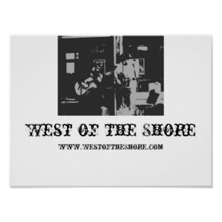 West of the Shore Poster