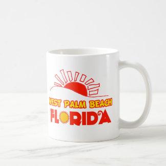West Palm Beach, Florida Coffee Mugs