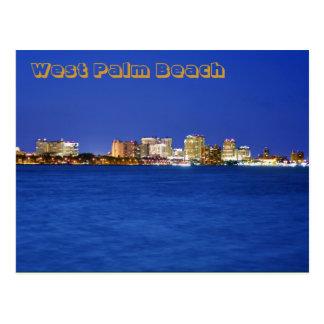 West Palm Beach, Florida, Paradise on Earth Postcard