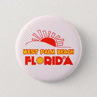 West Palm Beach, Florida Pinback Button