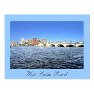 West Palm Beach, la Florida, los E.E.U.U. Postales