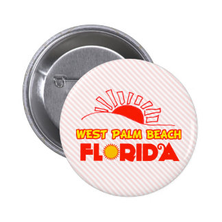 West Palm Beach la Florida Pin