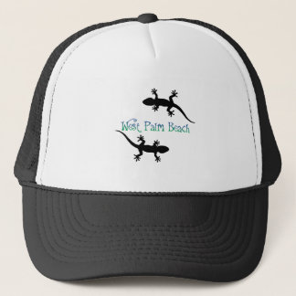 west palm beach trucker hat
