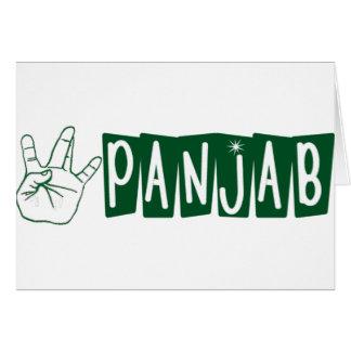 West Panjab Card