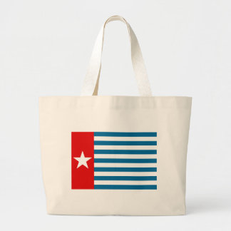 west papua tote bags