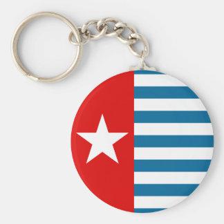 west papua keychain