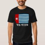 West Papua Merdeka! Morning Star Flag T-Shirt