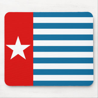 west papua mouse pad