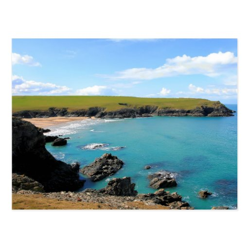 West Pentire Postcard
