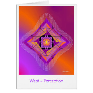 West-Perception Card