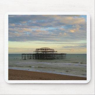 West Pier Brighton Mouse Pad