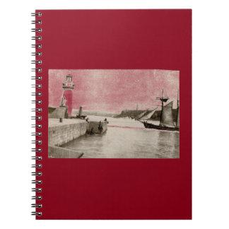 West Pier, Whitehaven Notebook