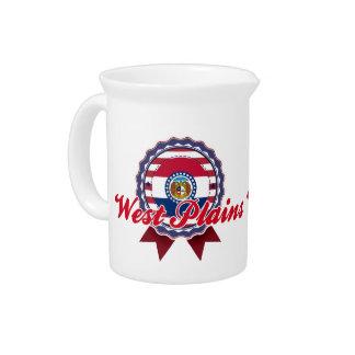 West Plains, MO Beverage Pitchers