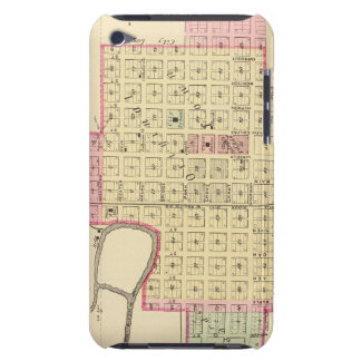 West Point and Wisner, Nebraska iPod Touch Case-Mate Case