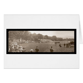 West Point Baseball Photo 1902 Greeting Card