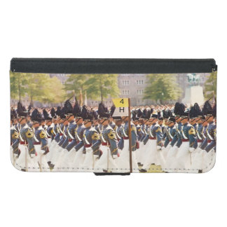 West Point Cadets Customizable Text Samsung Galaxy S5 Wallet Case