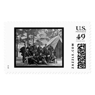 West Point Class of 1860 Postage