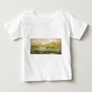 West Point from Constitution Island by John Smith Baby T-Shirt