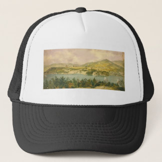 West Point from Constitution Island by John Smith Trucker Hat
