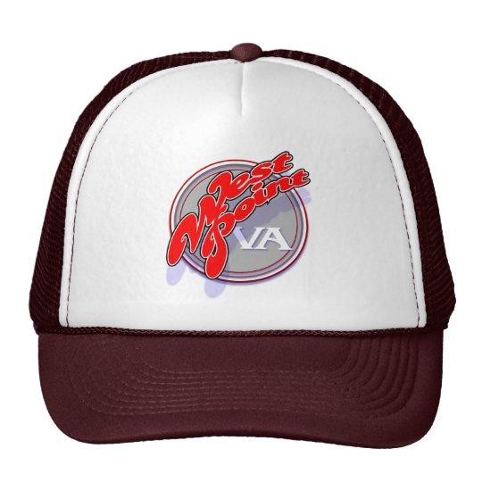 West Point VA swoop cap
