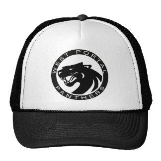 west portal elementary! trucker hat