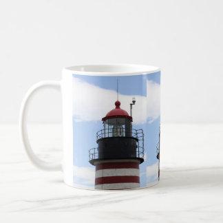 West Quoddy Head Coffee Mug