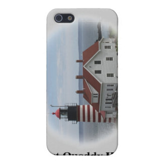 West Quoddy Head Lighthouse iPhone SE/5/5s Case