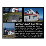 West Quoddy Head Lighthouse Postcards