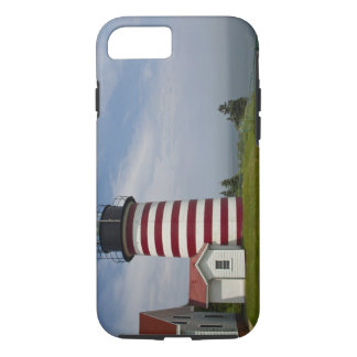 West Quoddy Head Lighthouse State Park is the iPhone 7 Case