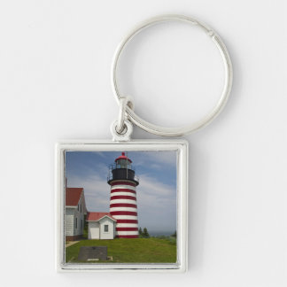 West Quoddy Head Lighthouse State Park is the Keychain