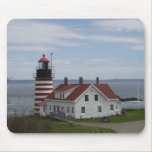 West Quoddy Head Mouse Pad