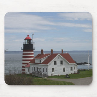 West Quoddy Head Mouse Pads