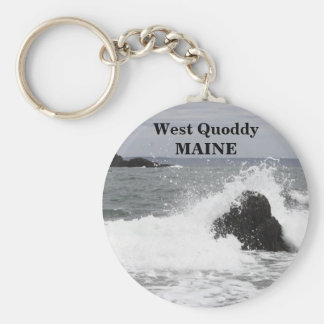 West Quoddy Keychain