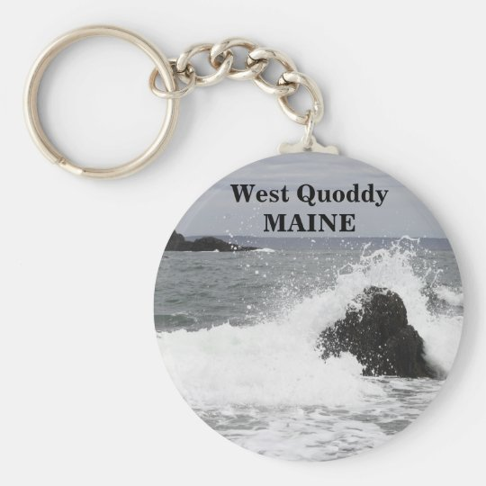 West Quoddy Keychain