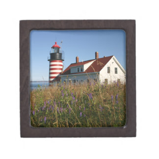 West Quoddy Light Gift Box