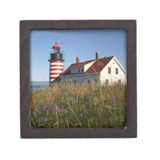 West Quoddy Light Gift Box