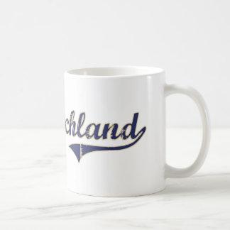 West Richland Washington Classic Design Classic White Coffee Mug