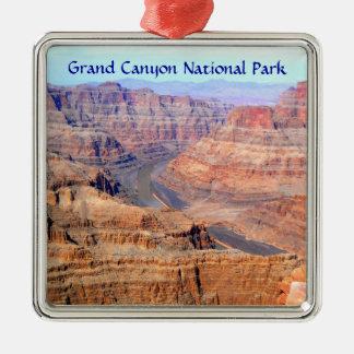 West Rim Grand Canyon National Park Ornaments