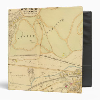 West Roxbury, Massachusetts 4 Vinyl Binder