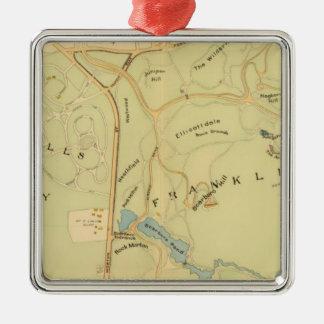 West Roxbury, Massachusetts 7 Ornament
