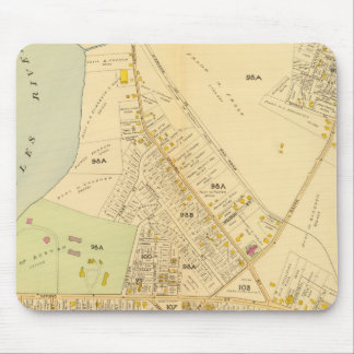West Roxbury, Massachusetts 8 Mouse Pad