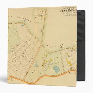 West Roxbury, Massachusetts Vinyl Binders