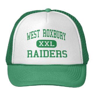 West Roxbury - Raiders - High - West Roxbury Trucker Hats