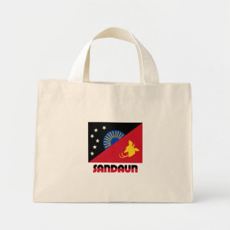 West Sepik Sandaun Province PNG Canvas Bag