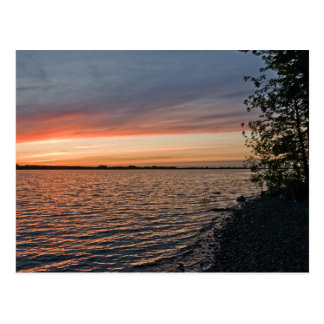 West Shore Isle La Motte, VT Postcard