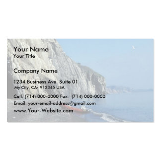 West shore of Cape Lisburne Double-Sided Standard Business Cards (Pack Of 100)