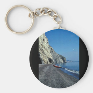 West shore of Cape Lisburne Keychain